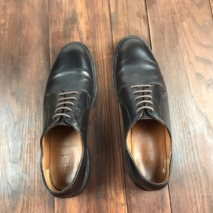 Frye Shoes - Frye Jones plain toe Oxford